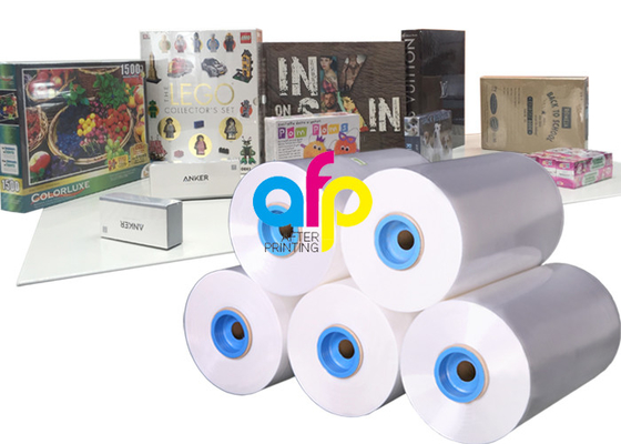 Trung Quốc Premium Center Folded Polyolefin Shrink Film For Heat Wrapping Moisture Proof nhà cung cấp